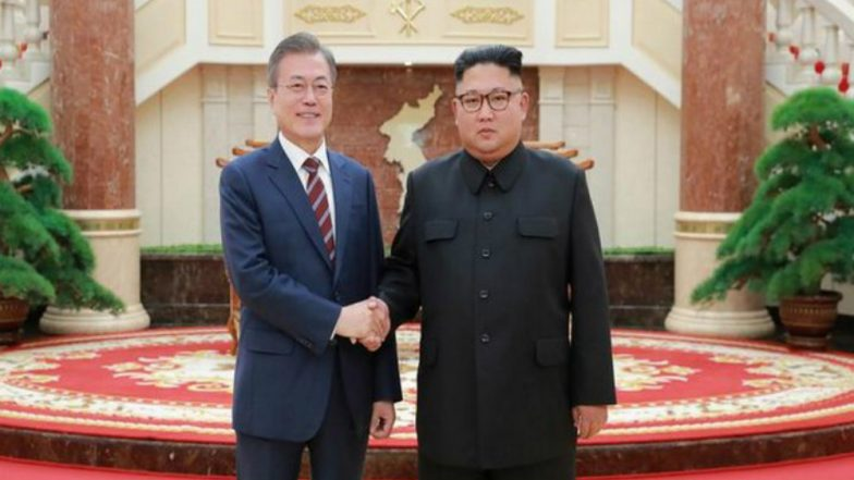 Korean Summit: End of War, North and South Korea Announce Joint-military Agreement