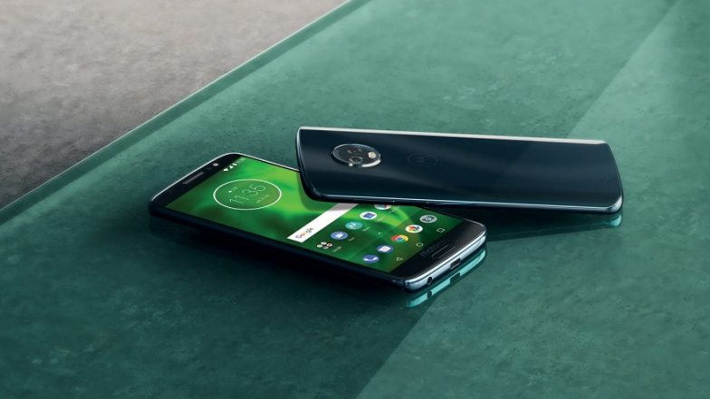 Moto G6 Plus Smartphone With Dual Cameras & 6GB RAM Launched in India at Rs 22,499