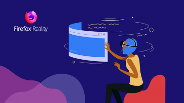 Now Experience Internet Browsing in VR With Mozilla Firefox Reality