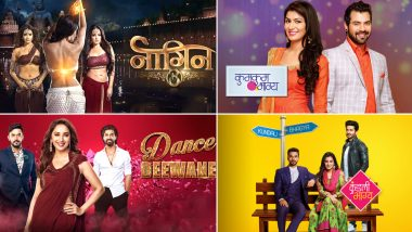 BARC Week Sep 15-21: Naagin 3, Kumkum Bhagya, Dance Deewane