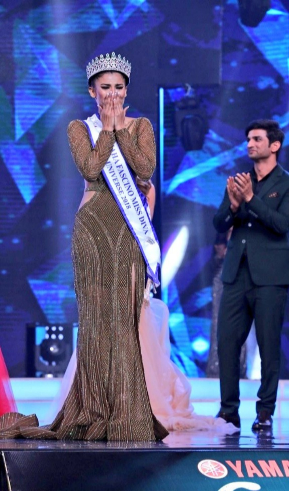 Nehal Chudasama Is Miss Diva 2018 Winner Education