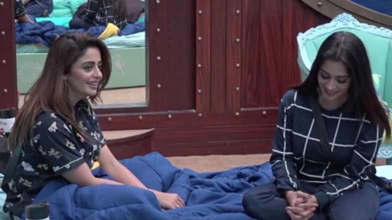 Bigg Boss 12: Nehha Pendse Is Aggressive in Bed and No, It's Not What You Think