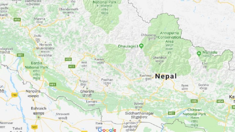 Nepal: Helicopter Crashes in Dhading District, Seven People Onboard Missing
