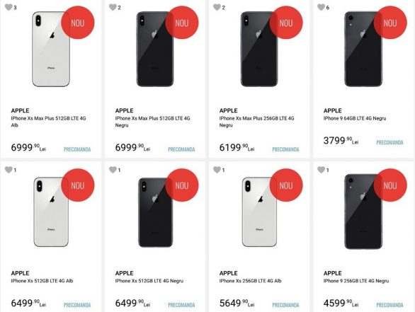 New iPhone Series Listed On Quick Mobile Website