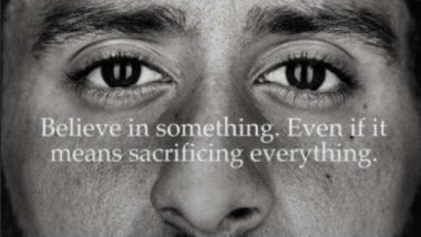 Nike Receives Backlash for Featuring Colin Kaepernick in New Ad; #JustBurnIt and #BoycottNike Trends on Social Media