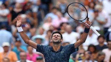 Novak Djokovic Defeats Jeremy Chardi; Storms into the Third Round of ATP Shanghai Masters 2018