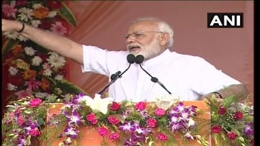 PM Narendra Modi Nominated For Nobel Peace Prize 2019 By Tamil Nadu BJP Chief For Rolling Out Ayushman Bharat