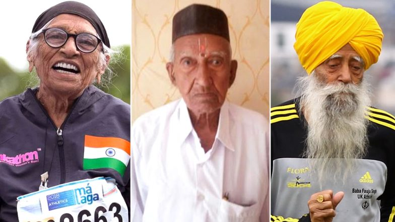 As 102-Year-Old Man Kaur Wins World Masters Athletics Championships, Look At Other Oldest Indian Marathon Runners