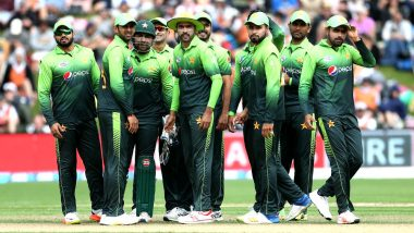 Pakistan Squad for ICC Cricket World Cup 2019: Here's a Look at PAK Team's Expected 30-Man Players List for the Mega Event in England