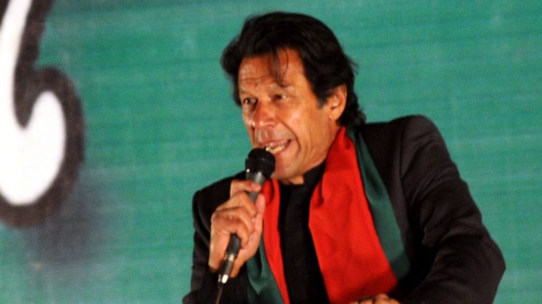 Pakistan Will Never Again Fight 'Imposed Wars' on Its Territory: Imran Khan