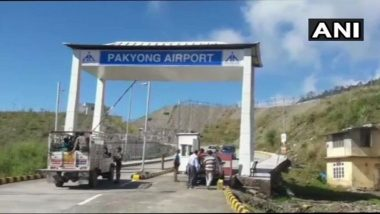 Inauguration of Pakyong Airport in Sikkim Rescheduled To September 24, PM Narendra Modi to Inaugurate