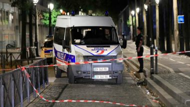 Paris Knife Attack: 7 Wounded Including 2 British Tourists, Suspect Arrested