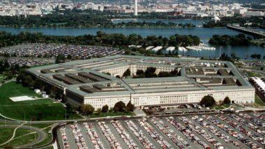 US Suspends Security Aid of USD 1.66 Billion to Pakistan Following Trump's Directives: Pentagon