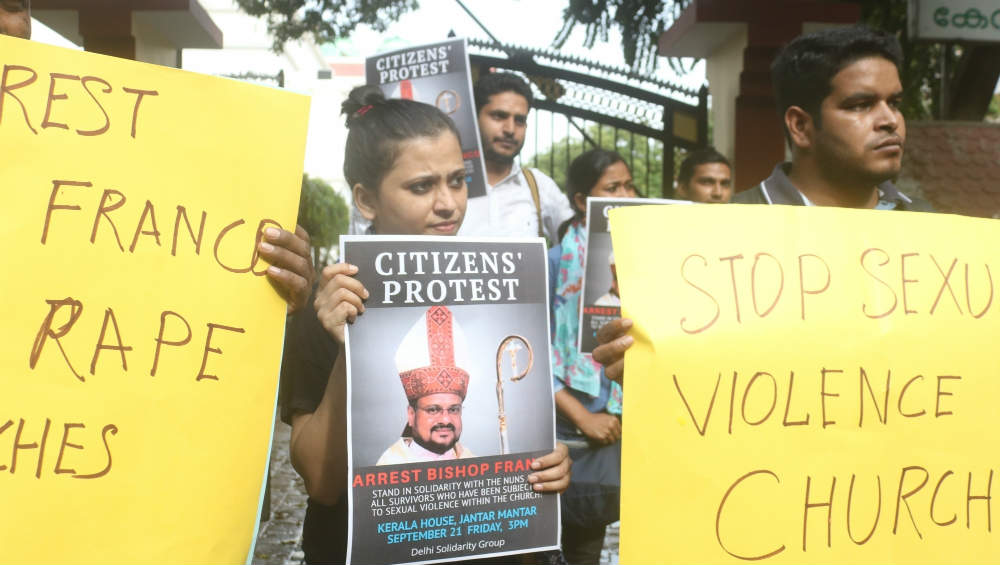 Kerala Nun Rape Case: Complainant Alleges Mental Harassment, Says Franco Mulakkal And His Men Are Using Social Media to Defame Her