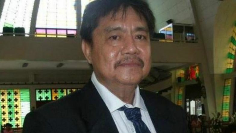 Philippines Mayor Mariano Blanco Shot Dead Inside His Office