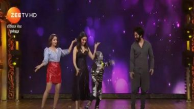 India's Best Dramebaaz Written Episode Update, September 22, 2018: Shahid Kapoor And Shraddha Kapoor Promote 'Batti Gul Meter Chalu' With The Little Ones