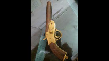 Delhi Metro Station: Passenger From Uttar Pradesh Held for Carrying Country-Made Pistol