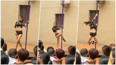 China Kindergarten Principal Fired Over Pole Dance in School