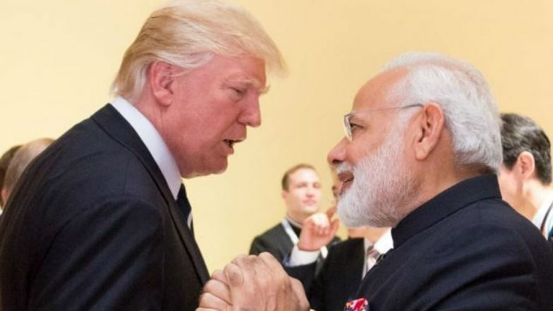 US President Donald Trump 'Looks Forward' to Visiting India: US Official
