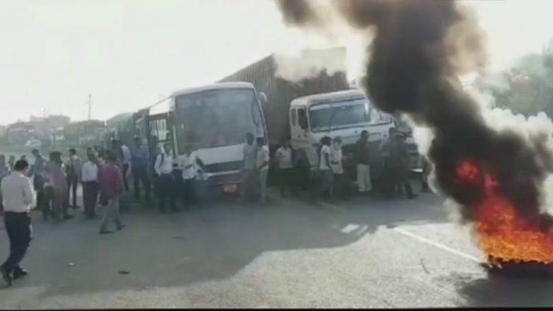 Bharat Bandh Today: Protests Held in Andhra Pradesh, Bihar, Gujarat and Odisha, See Pictures