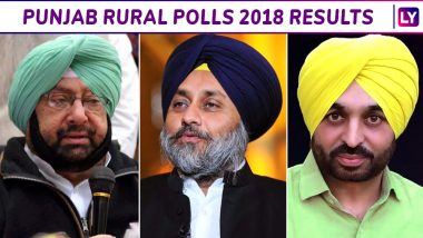 Punjab Zila Parishad & Panchayat Samiti Elections 2018 Results Live Streaming on ABP Sanjha: Watch Live Telecast on Counting of Votes in Punjabi