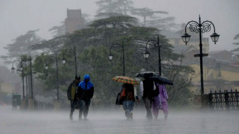 Rains Wreak Havoc in North India; IMD Predicts More Heavy Rainfall in Several Districts of Himachal Pradesh