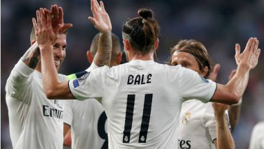 Real Madrid vs AS Roma 2018 UEFA Champions League Highlights: Defending Champions Cruise to Victory Over Roma With Goals From Isco and Gareth Bale