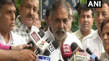 Rafale Deal: Congress Asks Central Vigilance Commissioner KV Chowdary to Seize Documents, Register FIR