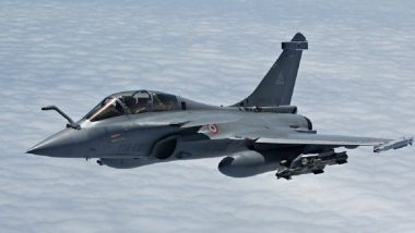 Indian Air Force Sends Six-Member Crew To France For Rafale Jets Training