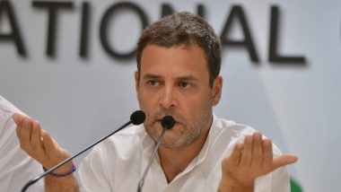 Rahul Gandhi Says 'Some Justice Done' on Alok Verma Being Reinstated as CBI Chief by Supreme Court