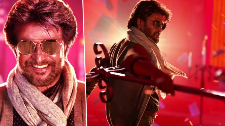 Petta Motion Poster: Rajinikanth and Karthik Subbaraj's Next Is Going to Be High on Action – Watch Video
