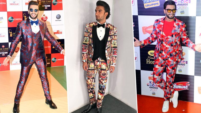 Gully Boy Star Ranveer Singh OPENS UP About the Secret Behind His Bizarre Dressing Style