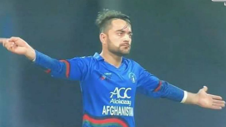 Leg-spinner Rashid Khan will play despite losing father