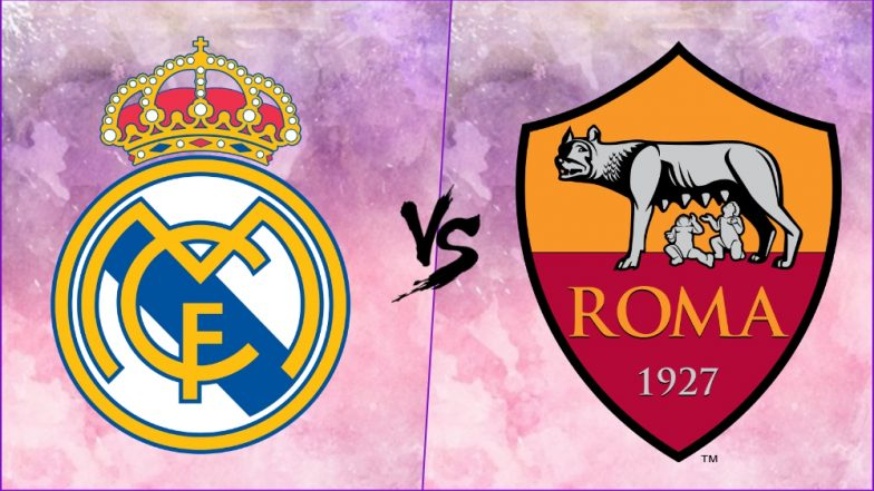 Real Madrid vs AS Roma, UEFA Champions League Live Streaming Online With Time in IST: How to Get CL 2018–19 Match Live Telecast on TV & Free Football Score Updates in India?