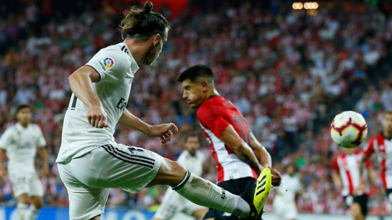 Real madrid held by athletic bilbao 1 1 place behind barcelona in spanish la liga 2018 19 - Spanish league point table ...