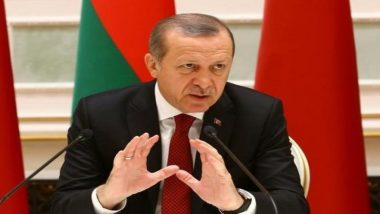 Turkey Could Play 'Mediator Role' in Russia-Ukraine Crisis: Tayyip Erdogan
