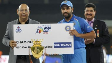 Asia Cup 2018: We Played Good Cricket Throughout the Tournament, Says Rohit Sharma