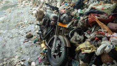 Royal Enfield Pegasus 500 Worth Rs 2.4 Lakh Thrown in Garbage, Here's Why