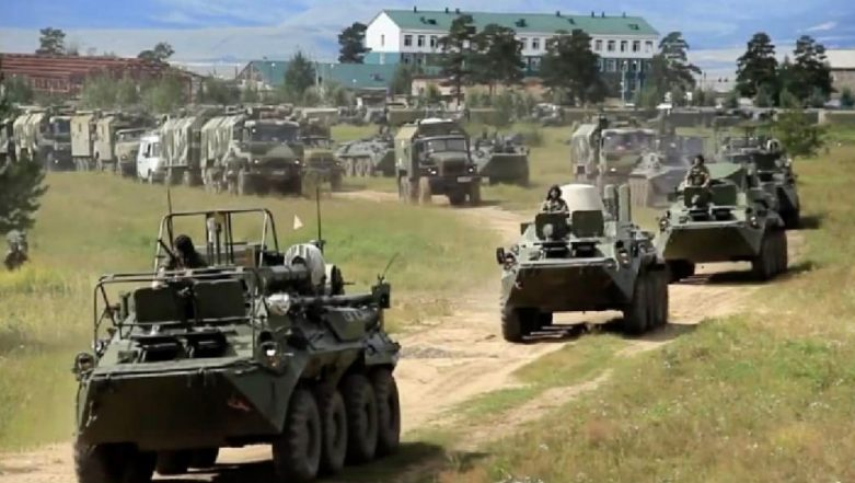 Russia Begins Biggest Military Drills Since Cold War Involving 300,000 Soldiers