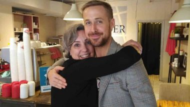 Ryan Gosling Meets Toronto Coffee Shop Owner After Her Internet Campaign Inviting Him Went Viral!