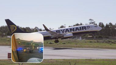 Man Runs After a Ryanair Flight at Dublin Airport Yelling at Pilot to Stop, Arrested