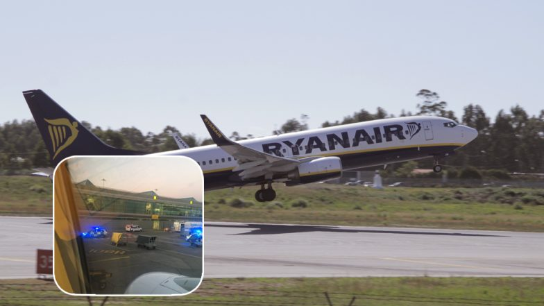 Man Runs After a Ryanair Flight at Dublin Airport Yelling at Pilot to Stop, Arrested