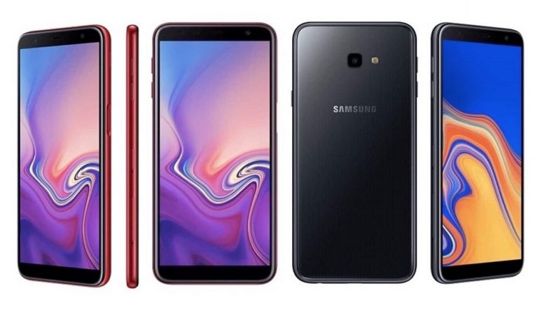 Samsung launches Galaxy J6 Plus, J4 Plus