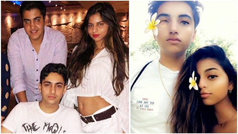 Suhana Khan's Latest Picture With Amitabh Bachchan's Grandson Agastya Nanda Is Here to Give You Major BFF Goals