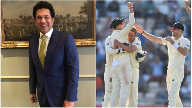 Sachin Tendulkar Congratulates England For Series Win Against India, Wishes Virat Kohli and Co for the last Test