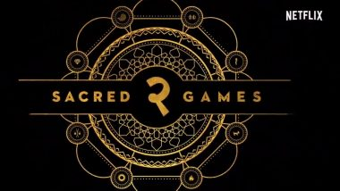 Saif Ali Khan And Radhika Apte's Sacred Games Season 2's Logo Teaser Released But Netflix Keeps The Release Date A Big Mystery! Watch Video