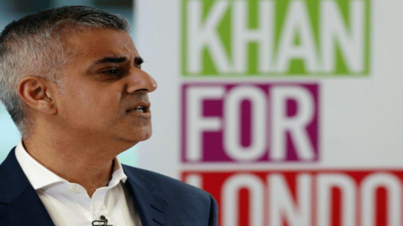 London Mayor Sadiq Khan Calls for Second Brexit Vote