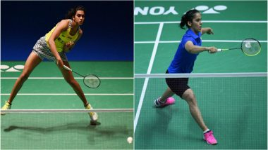 China Open 2018: PV Sindhu Advances to Round of 16, Saina Nehwal Crashes Out of Badminton Tournament