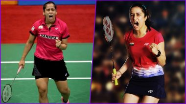 Saina Nehwal Biopic Poster Out: Shraddha Kapoor's Look Raises Our Hopes to See a List of Achievements From Badminton Player's Life