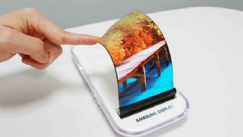 Samsung Confirms to Launch Foldable Smartphone This Year: Report